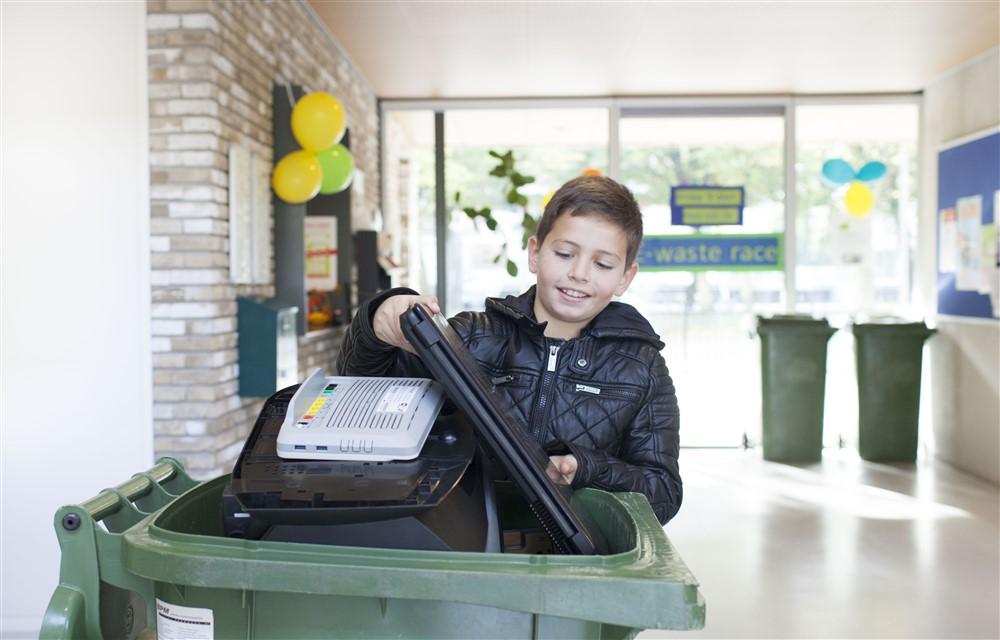 Asus e-waste program Disposal