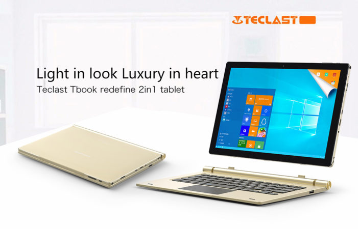 Teclast T book 10S with Windows and Android Available at an Unbeatable price on Aliexpress