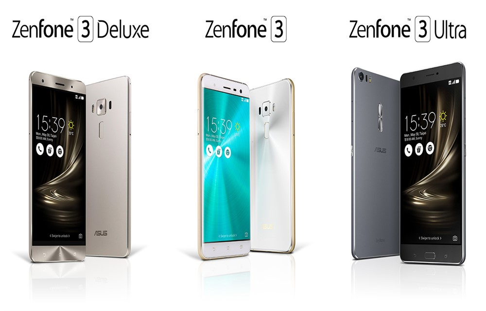 Asus Zenfone 3 Series Price Reduction