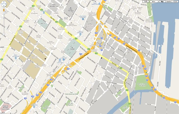 Google Maps gets better with colored traffic prediction feature