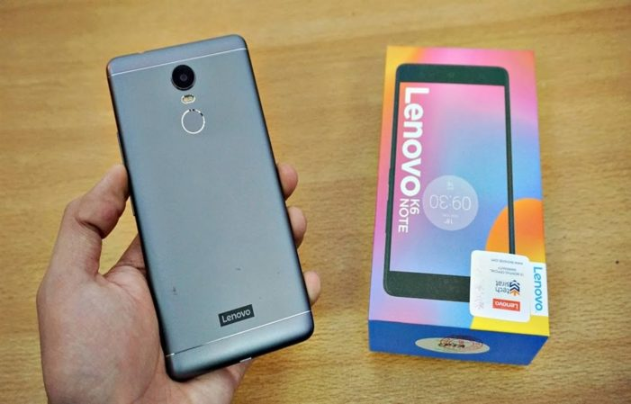 Lenovo K8 Note Surfaces On Geekbench With Helio X20 Processor