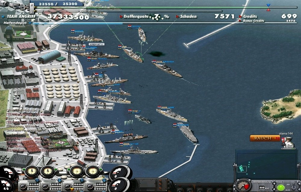 Navy Field Mobile Game Launched In 120 Countries Globally