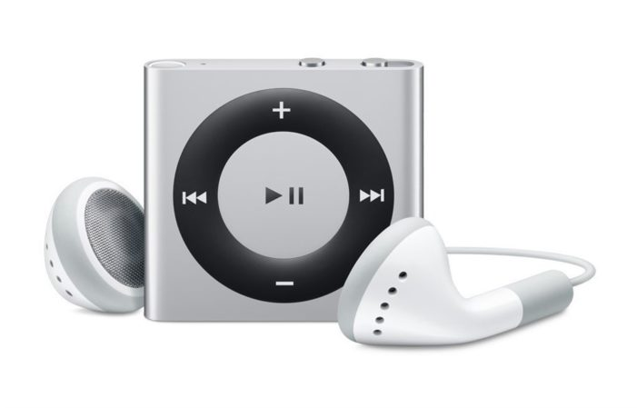 Apple discontinues iPod Nano and Shuffle and doubles storage of iPod Touch