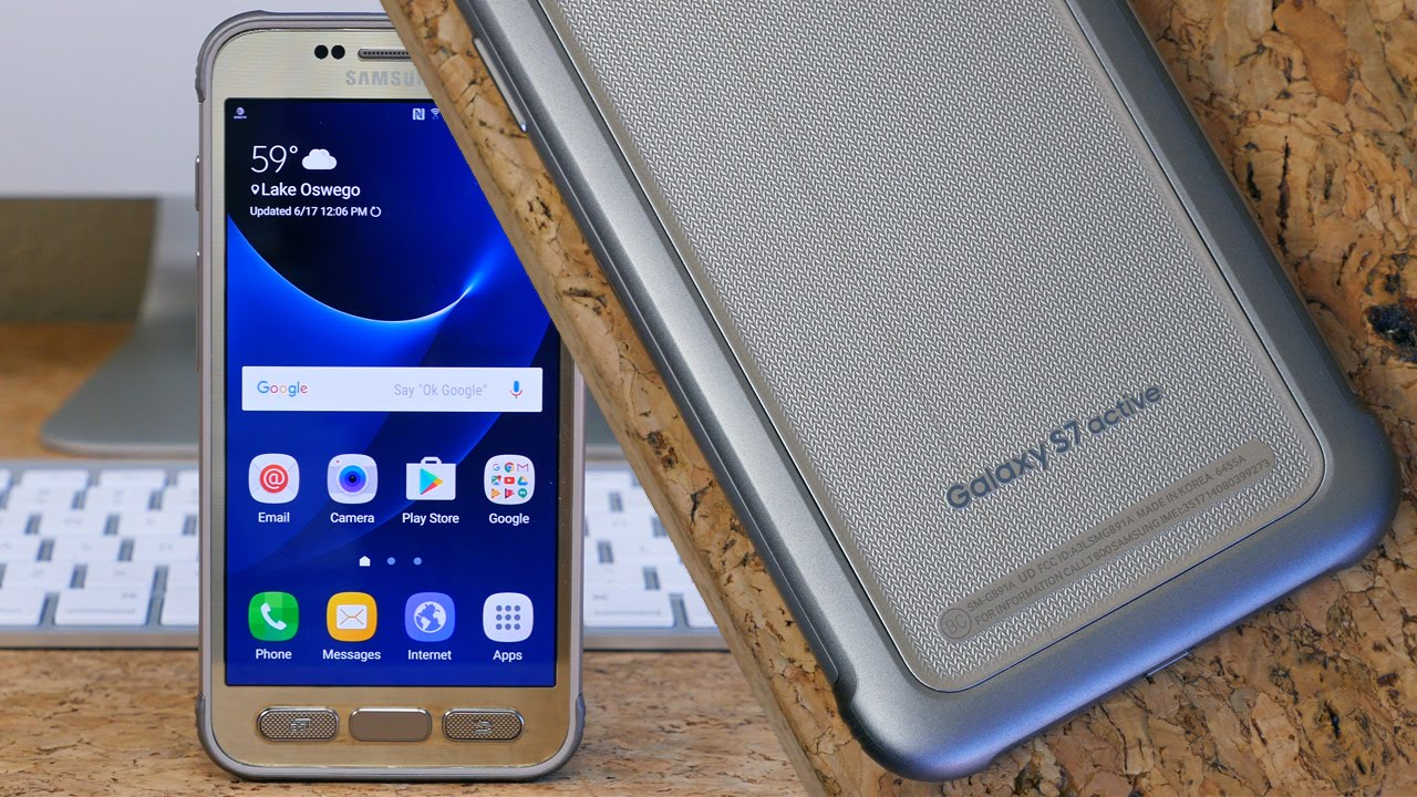 Samsung Galaxy Active S7