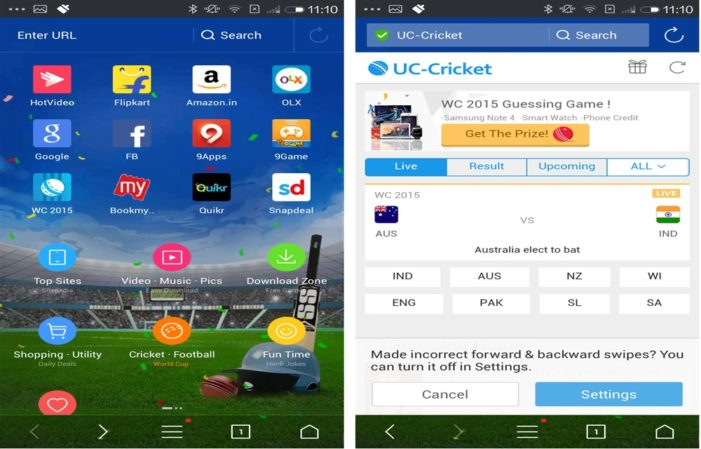 Alibaba In A Fix Over UC Browser Data Leak Investigation