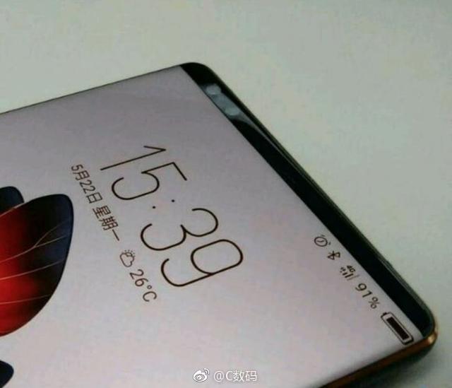 Xiaomi Mi A1 Top Image