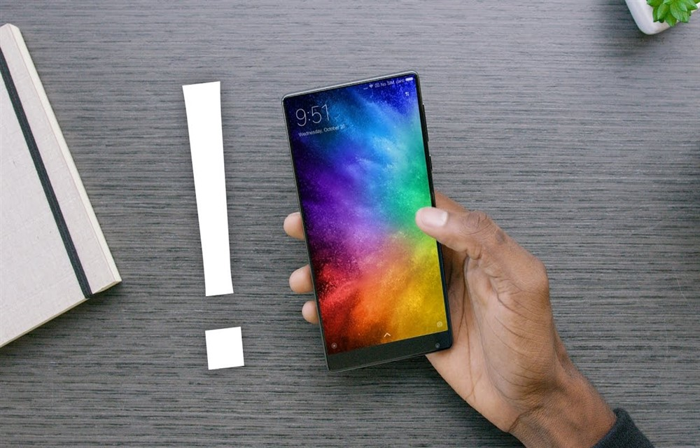 xiaomi mi mix 2 rumored to launch on september 12