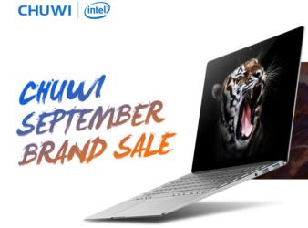 Chuwi September Brand Sale