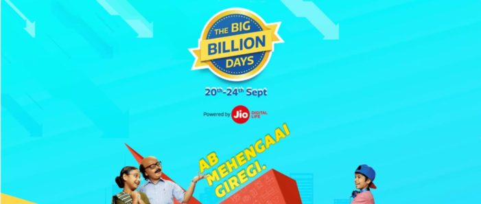 Flipkart Big Billion Days Podcast – NetAns Play 17