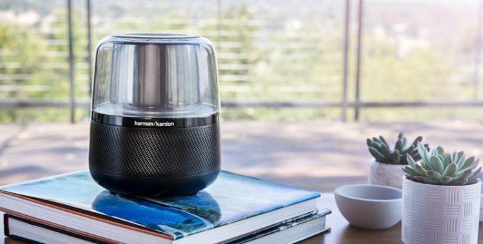 Harman Kardon Allure Integrates Amazon Alexa With 360-degree Lighting: IFA 2017