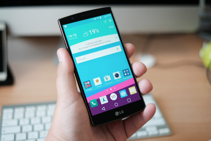 T-Mobile Pushes August Security Update for LG G6