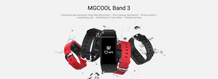 MGCOOL Band 3 Launched: Complete List of Features