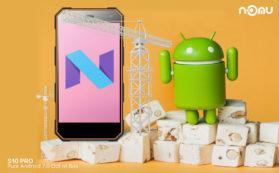 Nomu S10 Pro Android