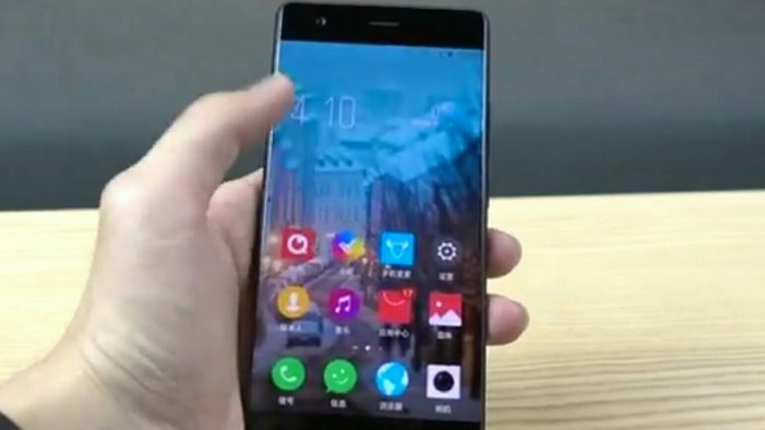 Nubia Z17s Full Screen Smartphone Images Leaked