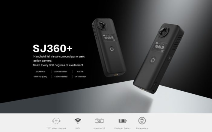 Introducing SJCAM SJ360+: Features, Specifications and Price