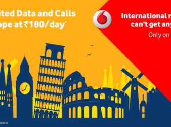 Vodafone iRoam Creative