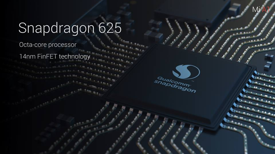 Xiaomi Mi A1 Processor