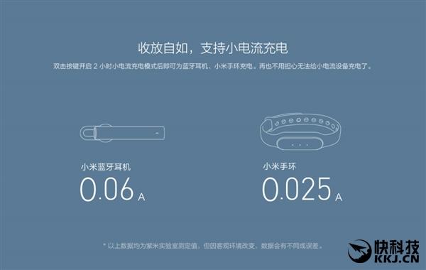 Xiaomi Mi Power 2C power