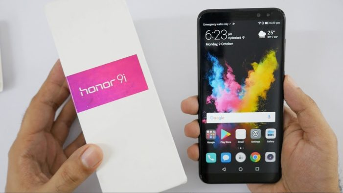 Honor 9i First Impressions: Specifications and Price