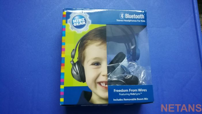 Kidz Gear Bluetooth Stereo Headphones Review: Stylish With Powerful Sound