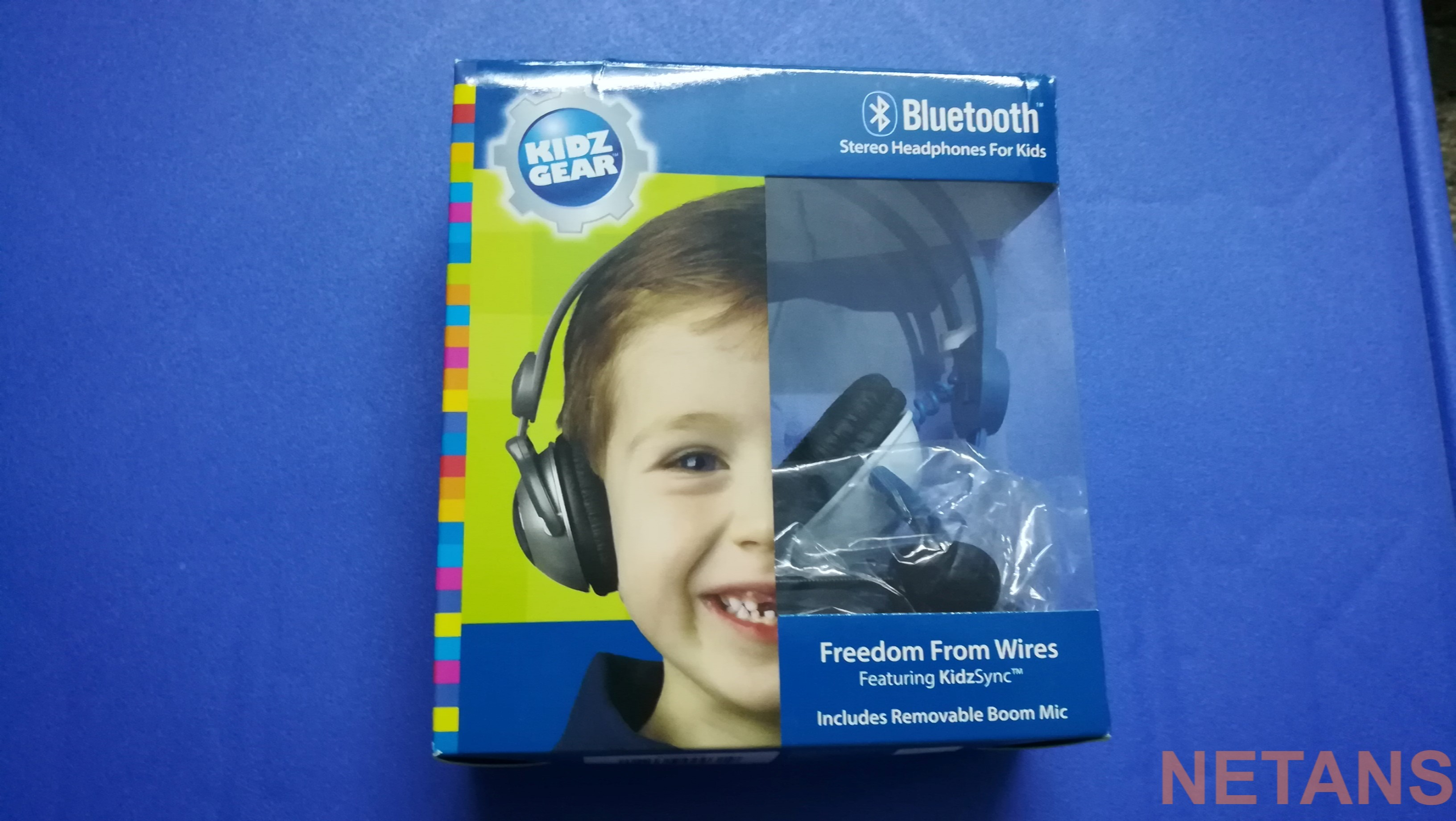 Kidz Gear Bluetooth Headphone