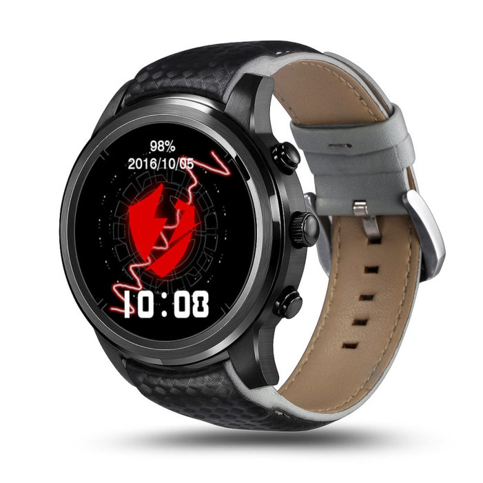 Grab LEMFO LEM5 Smart Watch Phone On CAFAGO (Exclusive Offer)