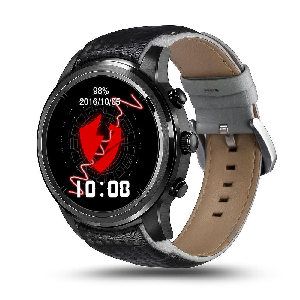 LEMFO LEM5 Smart Watch Phone face