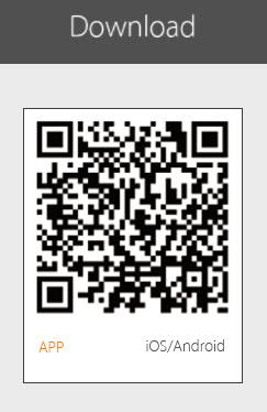 MGCOOL Band 3 App QR Code