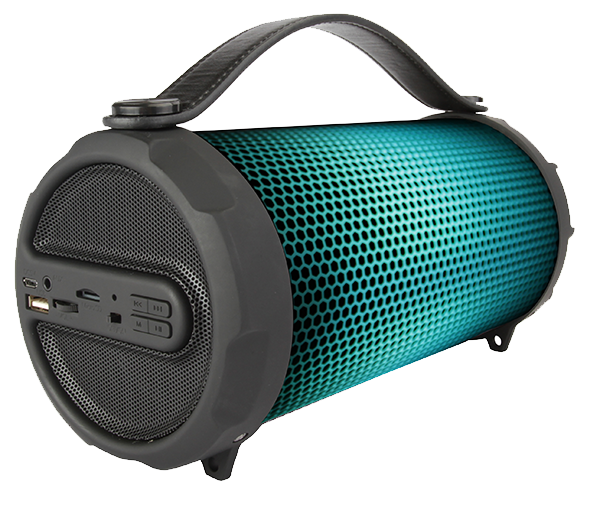 Pebble Dazzle Bluetooth Speaker