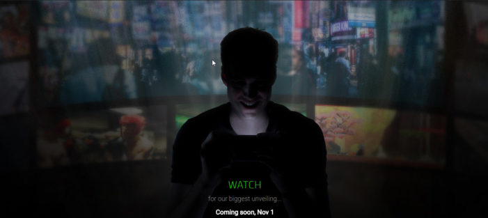 Razer Confirmed To Launch A New Android Smartphone On November 1