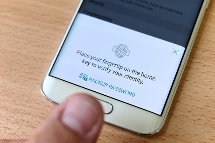 Samsung Note 9 Expected To Integrate Under Display Fingerprint Sensor