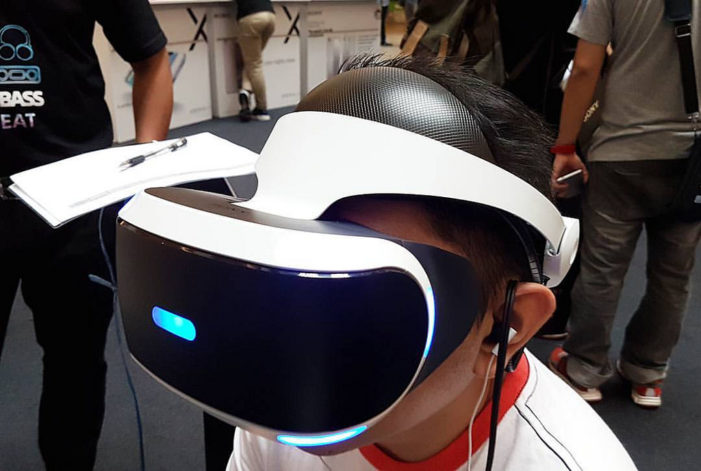 Sony PlayStation VR Headset Launched With New Features