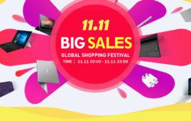 CHUWI 11.11 Global Shopping Festival