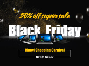 CHUWI Black Friday Promotion