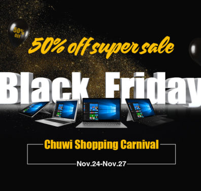 CHUWI Black Friday Promotion