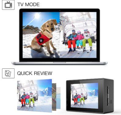 DBPOWER SJ4000 Action Camera