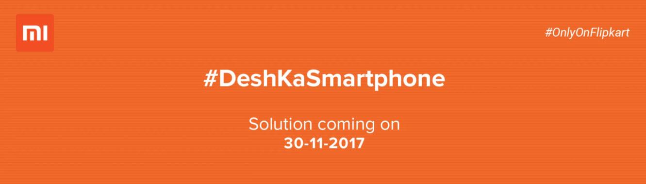 Xiaomi Desh ka Smartphone