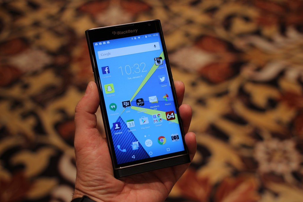 BlackBerry Stops Monthly Security Updates For BlackBerry PRIV, Opens Trade-Up Program