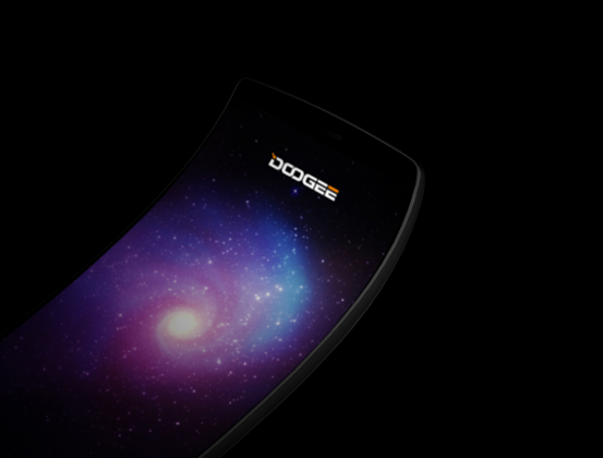 DOOGEE MIX 3 bendable