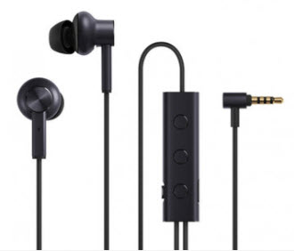Xiaomi Dual Dynamic Driver+Balanced Armature Active Noise Cancelling Earphone