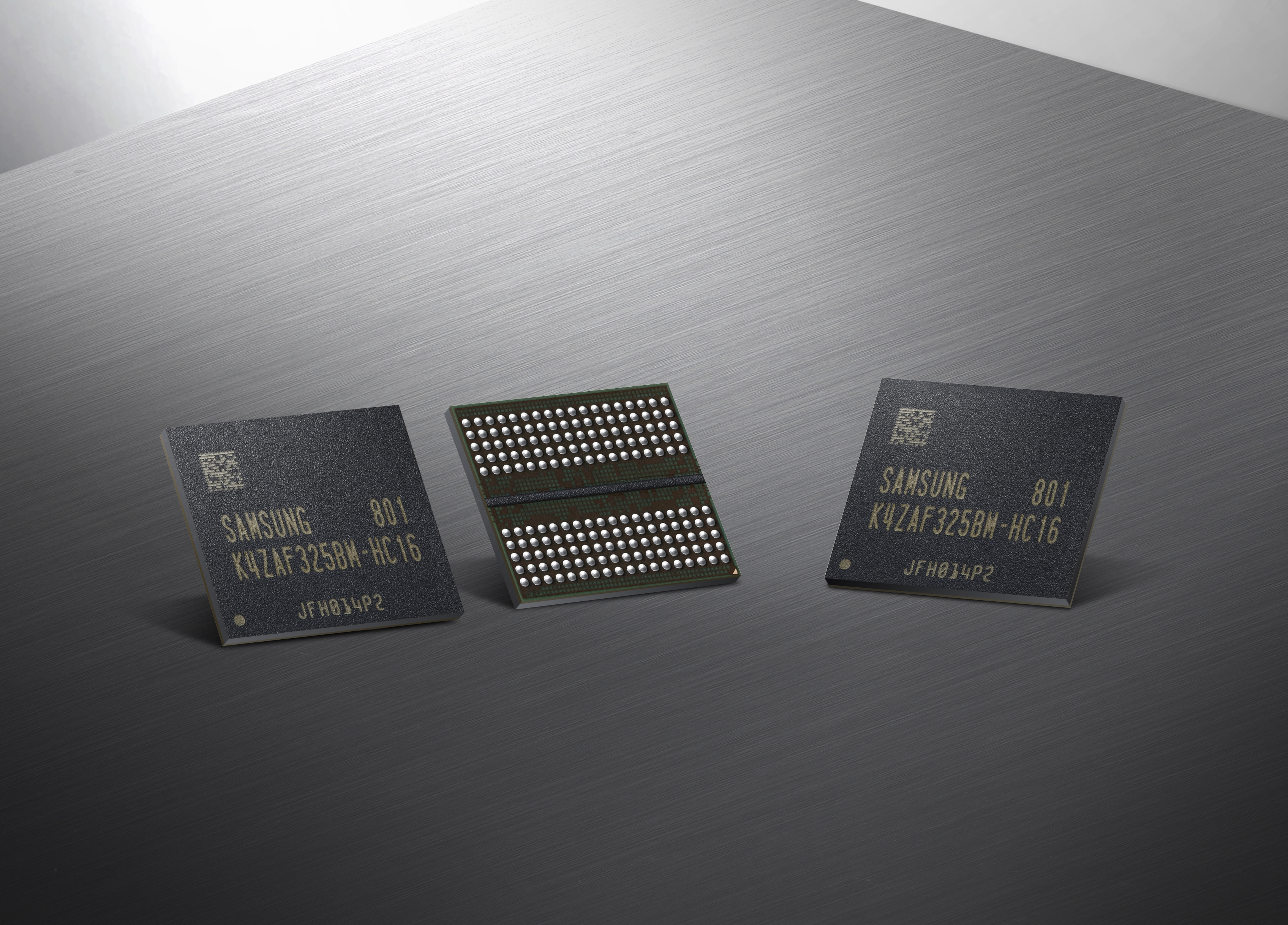 Samsung now producing 16Gb GDDR6 memory