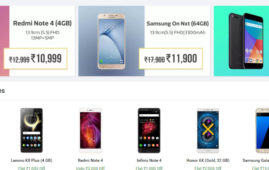 Flipkart New Year Mobiles Sale