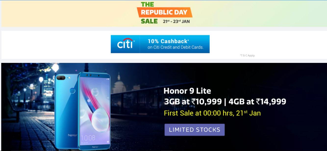 Flipkart Republic Day Sale