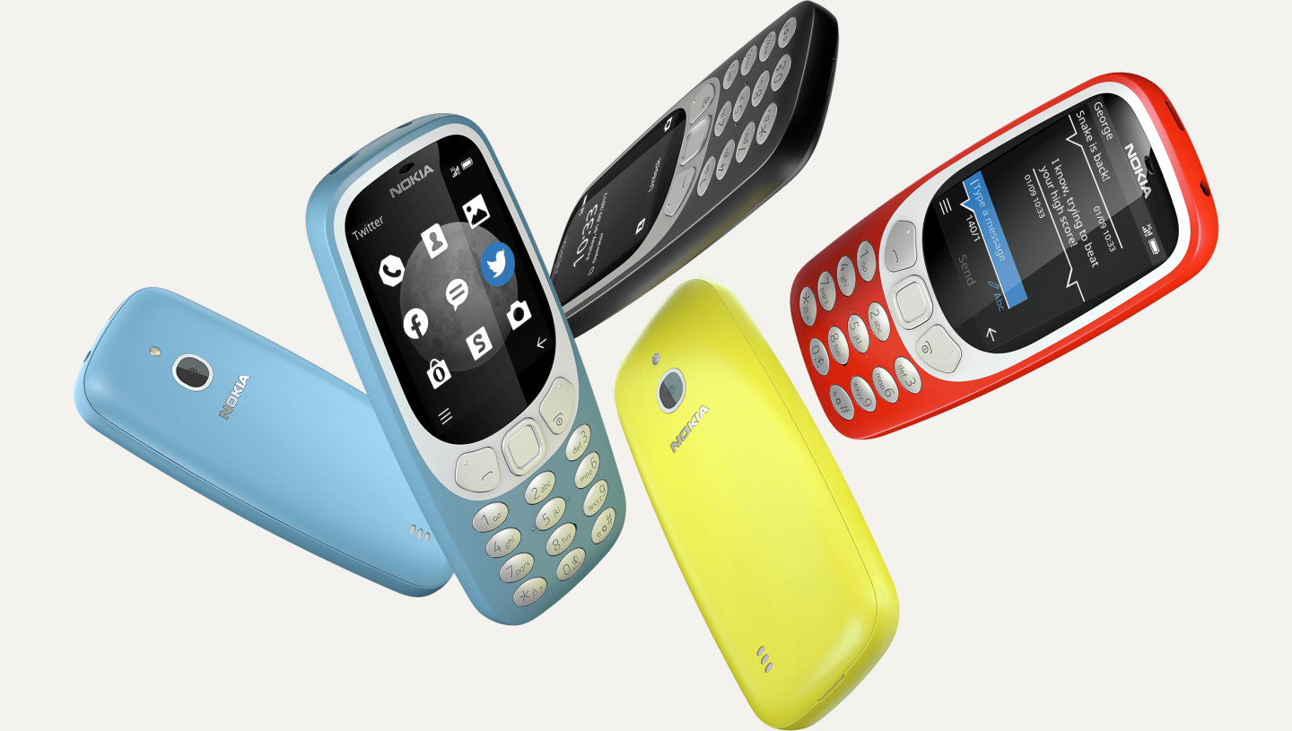 There is a 4G variant of the Nokia 3310