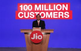 Reliance Jio - Mukesh Ambani