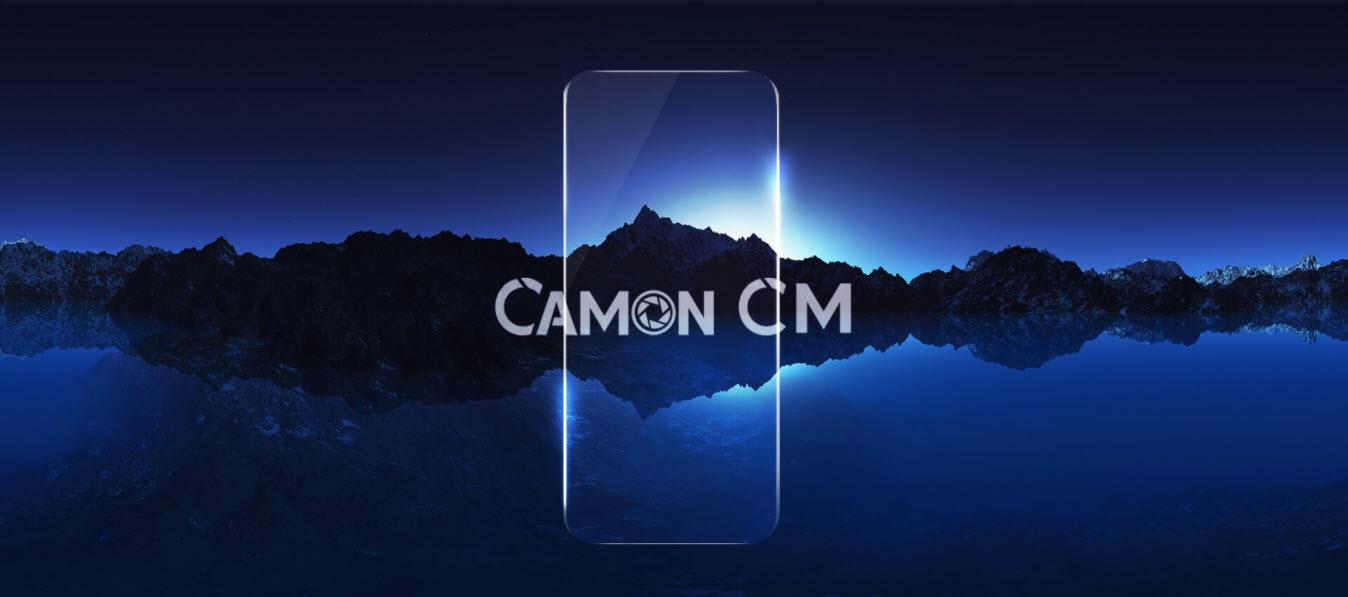 TECHNO Camon CM