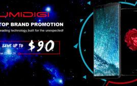UMIDIGI Top Brand Promotion