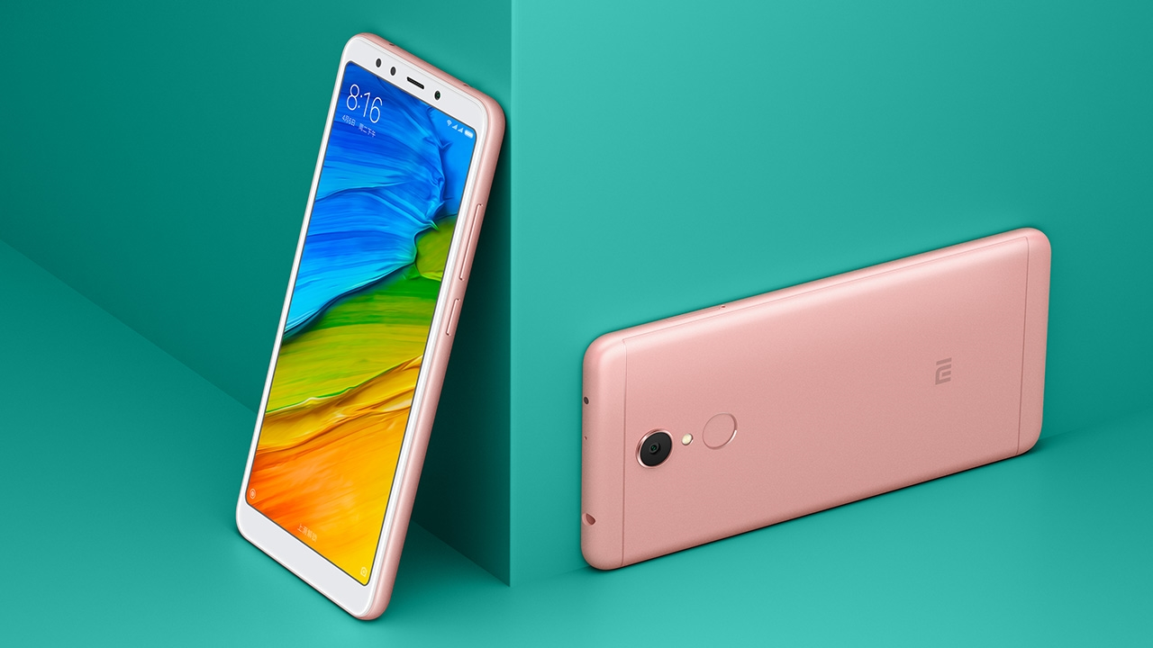 Xiaomi Redmi 5A launching in Rose Gold colour in India tomorrow