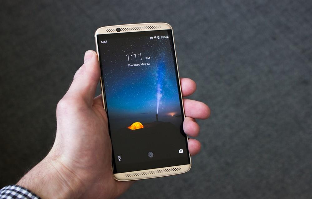 ZTE Axon 7 refreshes with Android 8 0 Oreo Beta