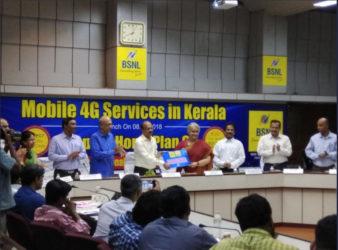 BSNL 4G Mobile Service